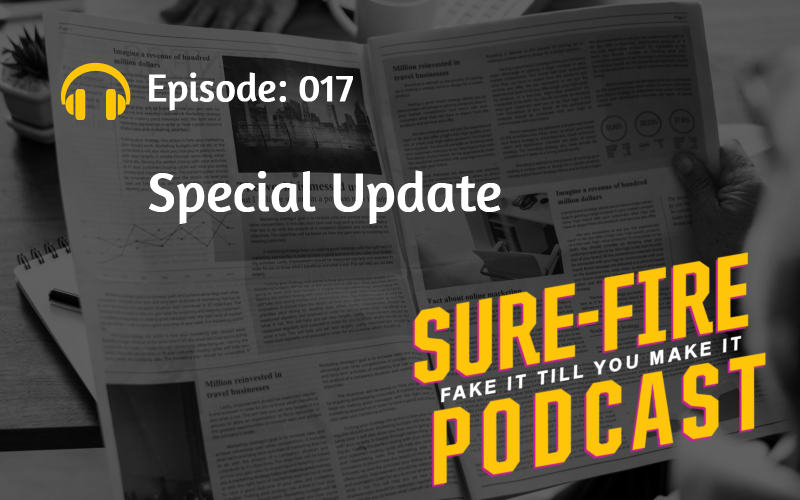 Episode 017: Special Update Episode
